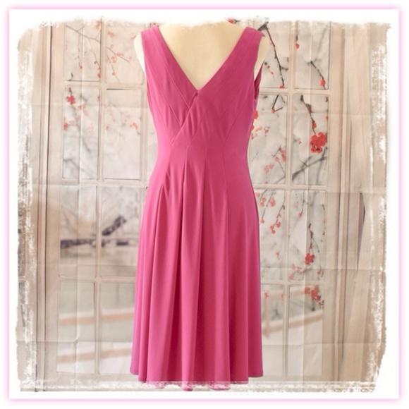 Jones New York Dresses & Skirts - Beautiful Sleeveless Pink Dress